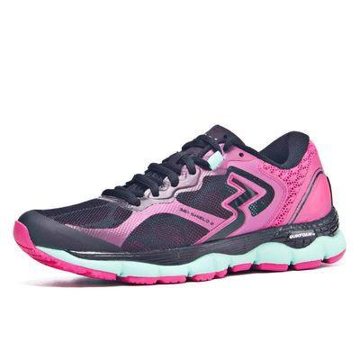 361°度【Q弹国际线】女鞋跑鞋女子户外专业Q立方运动鞋跑步鞋