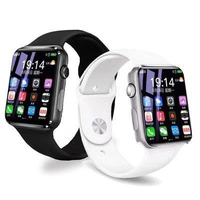 儿童电话手表中小学生男女智能手表手机插卡防水定位拍照触屏手表