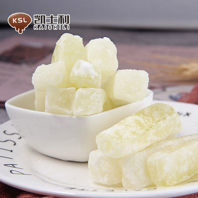 【冰糖冬瓜糖500g凯士利】老式传统冬瓜条休闲零食果脯蔬菜干108g