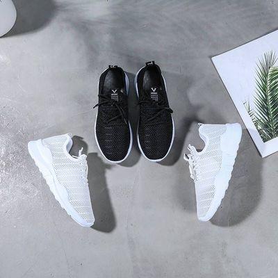 春秋韩版中小学生小白鞋女大童板鞋休闲平底运动鞋单鞋加绒二棉鞋
