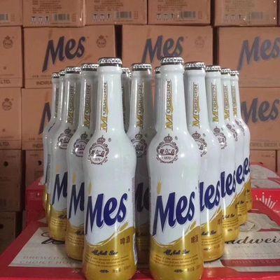 魔尔森啤酒 青岛啤酒原厂出品 麦芽10度啤酒330ml*6瓶包邮!!!