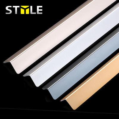 斯戴尔钛铝合金护墙角金属墙护角边墙壁装饰阳角防撞包墙角保护条