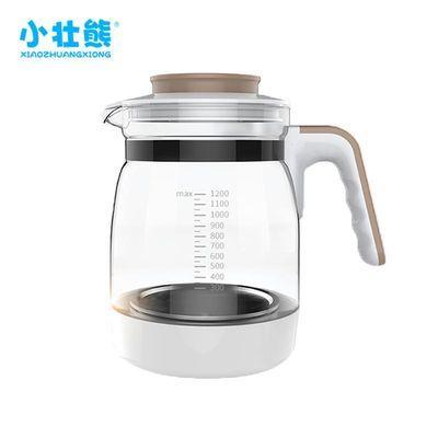 小壮熊安全堂恒温调奶器暖奶器配件玻璃冷水壶冲奶器水壶