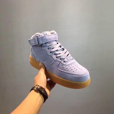 空军一号男鞋ins高帮运动鞋af1联名板鞋aj1女鞋低帮小白鞋学生潮