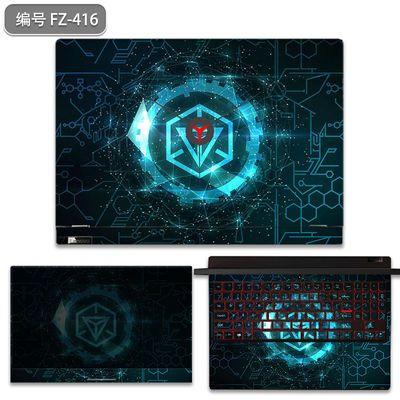 联想拯救者Y7000贴纸外壳贴膜y7000p华硕笔记本电脑保护膜15.6寸