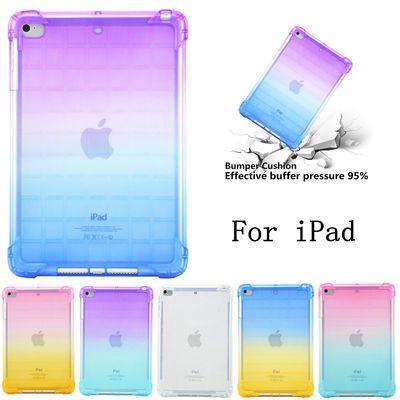 2019新iPad保护套10.2寸苹果9.7平板电脑mini5软Air3防摔pro11壳