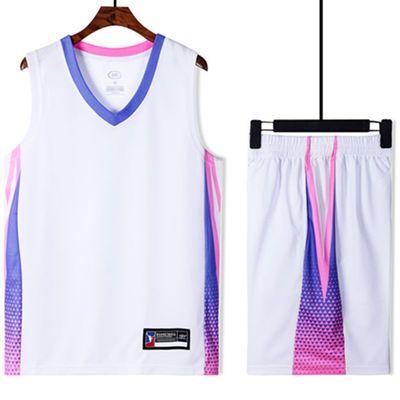 篮球服套装男速干透气球衣学生定制健身休闲运动背心训练比赛队服