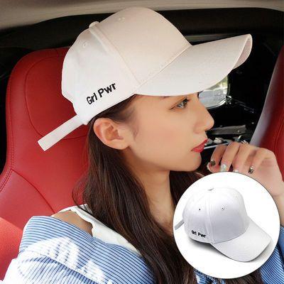 新款帽子女韩版学生遮阳帽太阳帽男士棒球帽鸭舌帽夏天防晒帽子潮