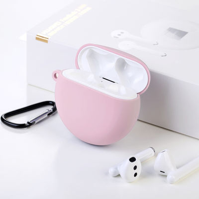 华为freebuds3耳机套无线蓝牙耳机壳硅胶freebuds纯色3代保护套软