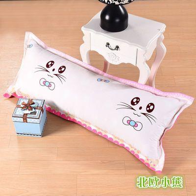 双人长枕头套12米15长款18米长枕套加长萌萌可爱卡通