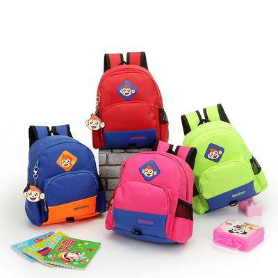 儿童包包女卡通幼儿园书包男童 小班中班大班可爱公主宝宝双肩包6