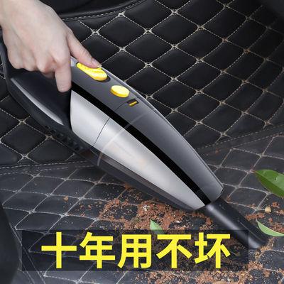 车载吸尘器大功率120W大吸力汽车用家用小型车里车内干湿两用12V