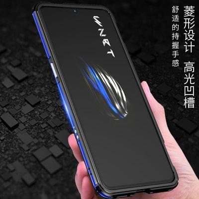vivoiqoo手机壳iqoopro手机壳男款潮牌iqooneo保护壳防摔vivoy7s