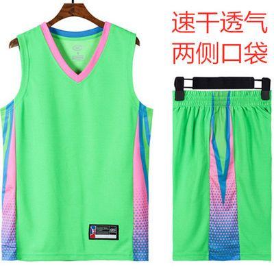 篮球服套装男速干透气球衣夏季学生定制休闲跑步运动背心比赛队服