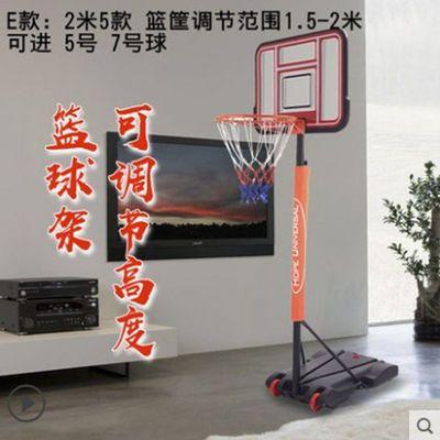 儿童篮球架室内家用青少年可升降移动篮球框户外成人落地式篮球架