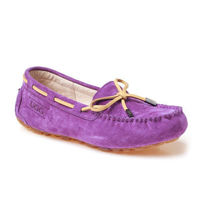 OZWEAR UGG 澳洲经典款羊皮防泼水女士豆豆鞋休闲懒人鞋