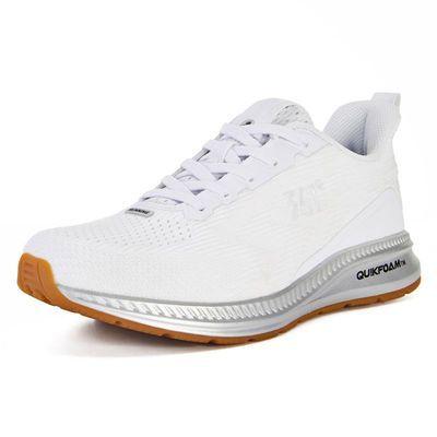 361°【Q弹TM】跑步鞋女鞋春新款减震防滑运动鞋Q立方网面跑步鞋