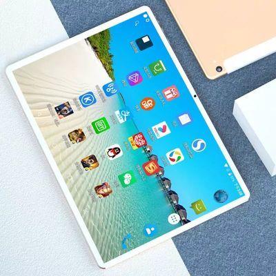 超薄新款安卓智能平板电脑学习机大屏手机双卡双待通话wifi