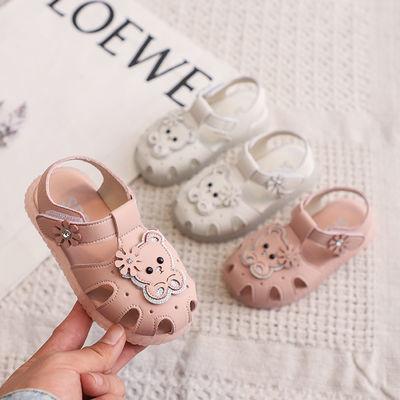 宝宝包头凉鞋1-3岁2020新款夏季软底防滑耐磨软底小公主中小童鞋