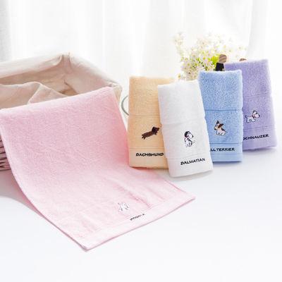 爆款洁丽雅儿童毛巾纯棉宝宝专用卡通洗脸面巾可爱全棉柔软吸水小