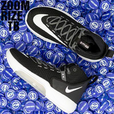 2020新款Zoom Rize TB篮球鞋高帮气垫战靴耐磨防滑运动鞋子男