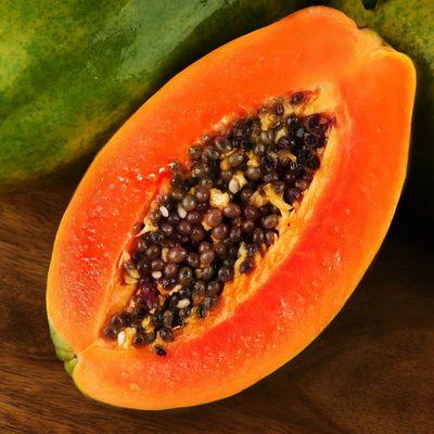 红心木瓜新鲜水果冰糖心大青木瓜现摘应季热带酸甜水果整箱包邮
