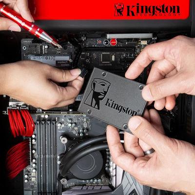 正品金士顿固态硬盘SA400 120G台式机电脑笔记本240G通用480G SSD