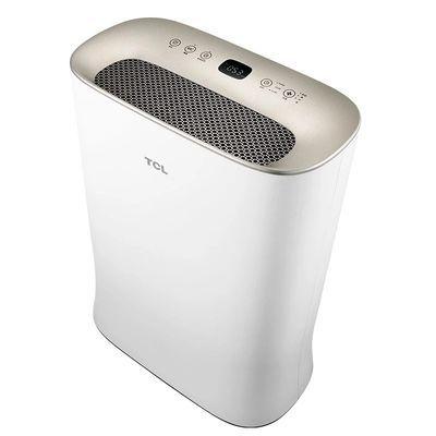 TCL空气净化器家用去除甲醛雾霾烟味办公室卧室客厅静音负离子