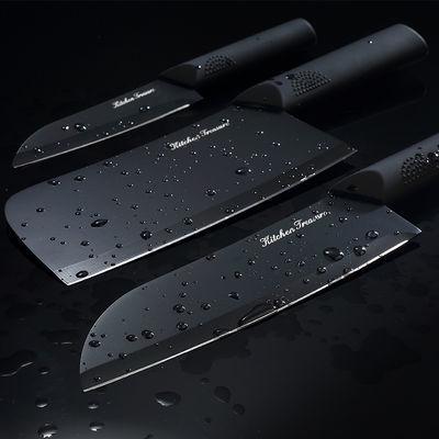 家用菜刀套装 厨房套刀组合 不锈钢菜刀 水果刀 切片刀