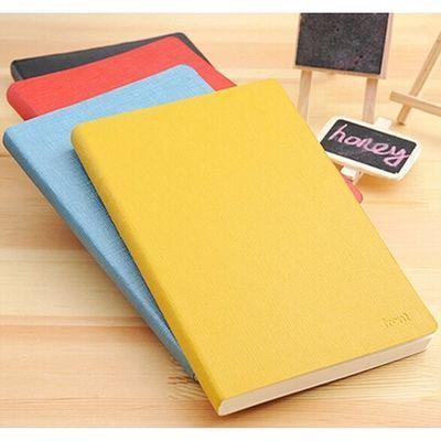 前通150页 A6 A5 B5  软皮本 口袋记事本 日记本 笔记本