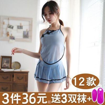 情趣内衣性感兔女郎衣服骚激情套装超骚制服诱惑透明女仆床上服装