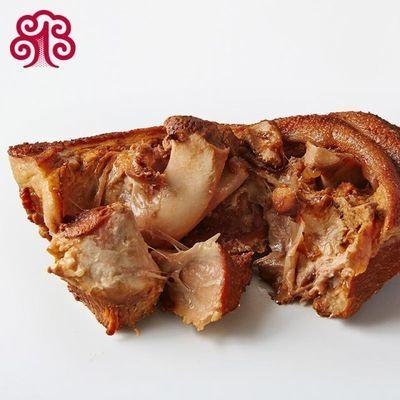 上海特产梅林东坡肘子肉罐头即食猪蹄肉制品卤肉熟食1400g四川产