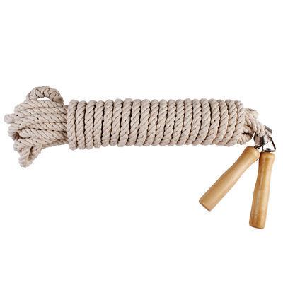 2020新款棉麻长跳绳5米7米10米长绳多人跳大跳绳集体群体团体成人