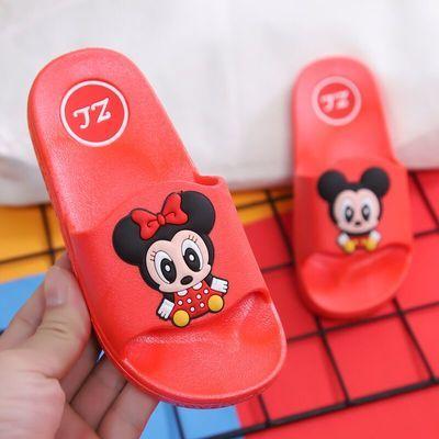 夏季婴儿童专用女宝宝凉拖鞋男可爱女童1女宝小公主2岁3防滑软底6