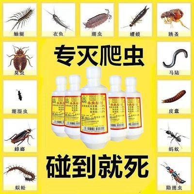 家用杀虫粉灭蟑螂蚂蚁潮虫蜈蚣跳蚤虱子药杀臭虫飞虫杀虫剂百虫灵