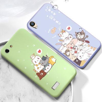 oppoa33手机壳a33t韩版创意卡通a33w硅胶软壳a33m防摔保护套男女a