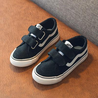 蜡比小星儿童小白鞋男童鞋子女童板鞋休闲春秋款2020春季新款韩版