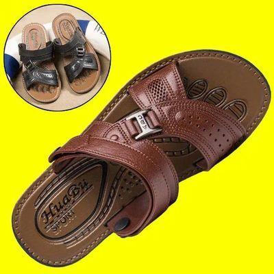 百万销量夏季防水防滑凉鞋男士软底耐磨凉拖两用透气凉鞋拖男