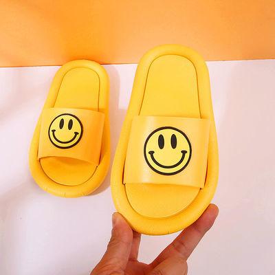 儿童拖鞋女童夏男童可爱小孩宝宝室内家用洗澡浴室防滑亲子凉拖鞋