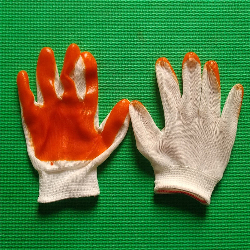 细线尼龙小PVC平挂胶纸箱厂包装手套女工木业园林物业绿化食品厂