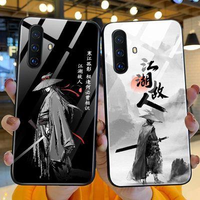 vivox30手机壳中国风江湖故人钢化玻璃x30pro保护套古风vivo新款