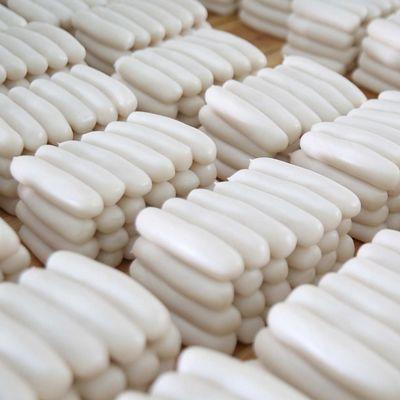 舌尖上的中国正宗宁波特产手工农家水磨年糕真空包装韩式年糕烧烤