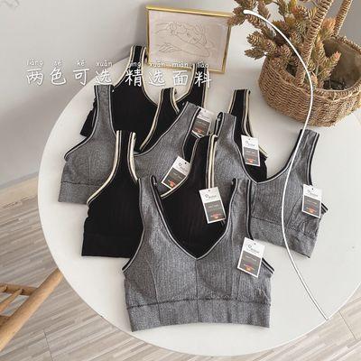微商爆款韩国塑身背心2.0短款塑形裹胸吸汗透气内穿百搭网红内衣