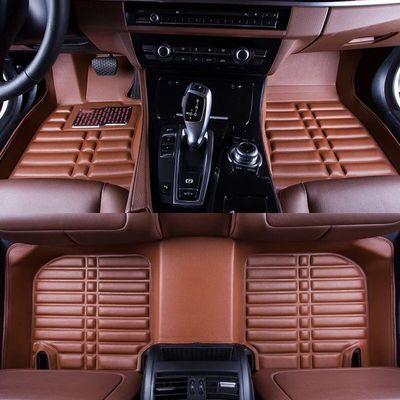 爆款比亚迪F3速锐汽车脚垫F6宋F0宋MAX元S6/G3/G5专用全包围汽车