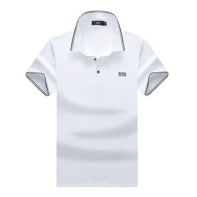 2020纯棉男士短袖polo衫原单大牌夏季简约商务休闲T恤衫半袖潮