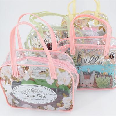 旅行洗漱包防水化妆包男士便携收纳袋收纳包套装女大容量旅游用品