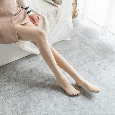 新款丝袜女防勾丝打底裤春秋冬款薄绒长筒袜子女外穿压力秋裤美腿