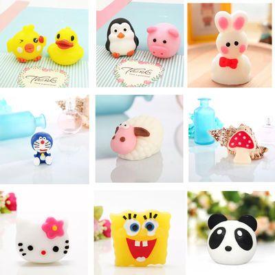 新款手工皂儿童卡通香皂洗手皂可爱创意洗脸皂天然精油皂沐浴洗澡