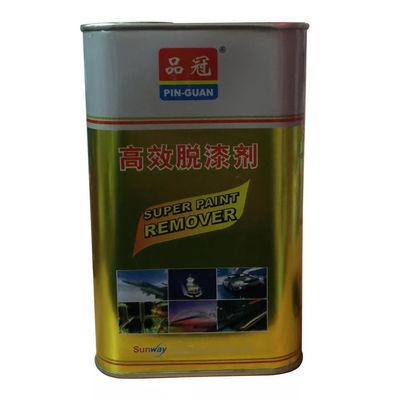 品冠脱漆剂 油漆 乳胶漆 一抹即掉 脱漆水 除漆剂高效剥离1L
