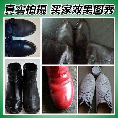 红色鞋油包邮大红色正红绵羊油黑色棕色蓝色真皮补色皮衣保养护理